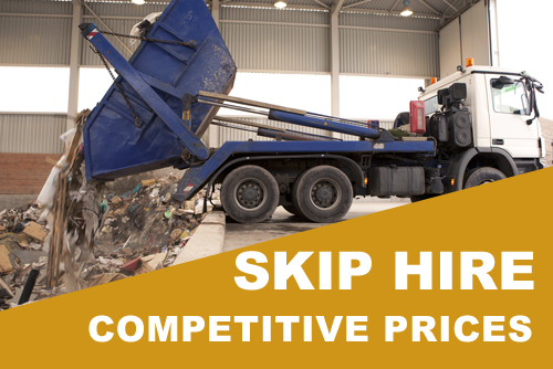 Cheap Skip Hire Withnell Lancashire